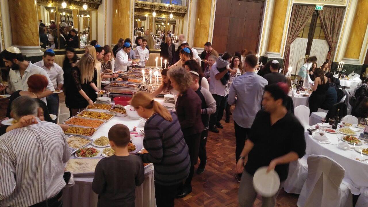 Kosher Food In Croatia Chabad Croatia Zidovska Zajednica Menora