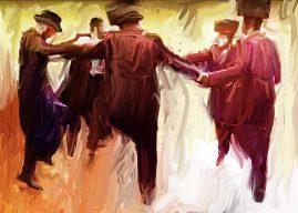Svatko pleše na glazbu koju čuje