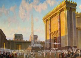 Upoznajmo Sveti Hram (5. dio): Veliki Žrtvenik, Vodena vrata i ulazi s južne strane